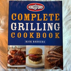 Kingsford Grilling cookbook